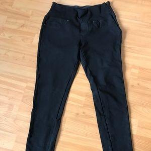 Spanx Black Pants Size 28